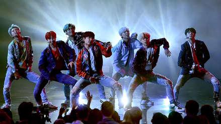 Cantante de BTS lloró en concierto tras quedarse sin voz