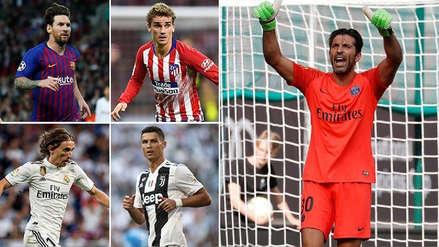 Ni Messi, ni Modric, ni Cristiano, ni Griezmann: El Balón de Oro para Buffon es otro crack