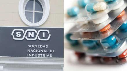 Gremio industrial respalda investigación por presunta concertación de precios de medicinas