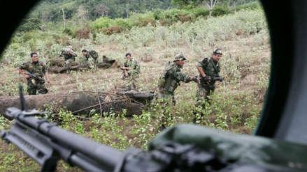 Soldado murió en enfrentamiento entre las Fuerzas Armadas y terroristas en el Vraem