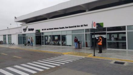 Congresista pide se declare 'Necesidad Pública' obra del aeropuerto de Chiclayo