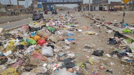 Chiclayo: Defensoría otorga plazo al municipio de Leonardo Ortiz para recoger basura
