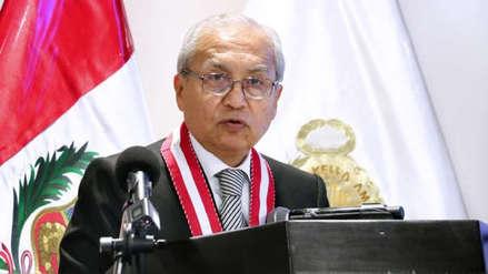 Comisión de Justicia cita a Chávarry por fuga de César Hinostroza
