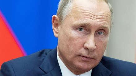 "Vladímir Putin culpó a ""la globalización"" de la matanza en Crimea"