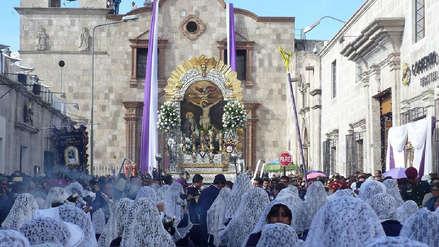 Imagen del Señor de los Milagros recorrerá calles de Arequipa