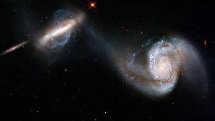 ¿De qué estás hecho? 73% del cuerpo humano proviene de la explosión de estrellas masivas