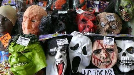 Halloween | Aconsejan no comprar juguetes sin registro sanitario