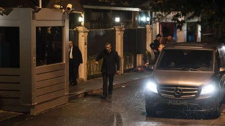 Un saudí sospechoso del caso Khashoggi murió en un misterioso accidente de tránsito