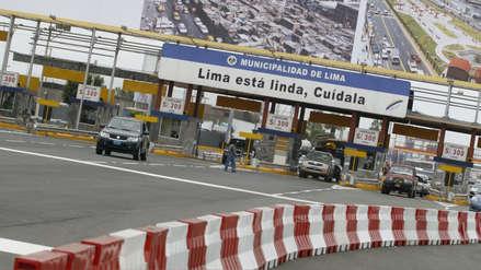 Este es el impacto económico del alza de peajes en Lima
