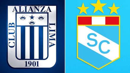 Alianza Lima y Cristal cambiaron los colores de su escudo por el Día Contra el Cáncer de Mama