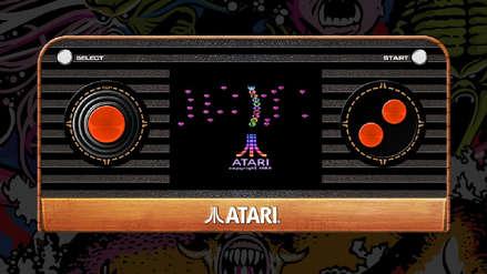 Atari Retro Handheld: Atari regresa en forma de consola mini portátil