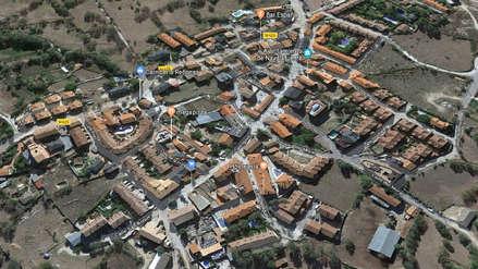 Así es Navalafuente: la localidad en España donde César Hinostroza fue capturado
