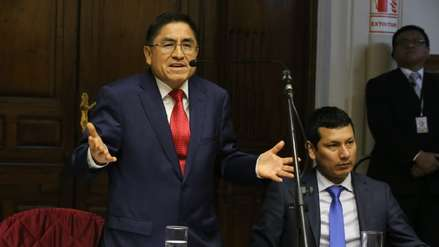 El Gobierno buscará que España expulse a César Hinostroza
