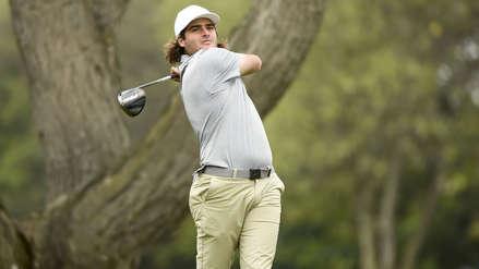 GOLF: Peruano Patricio Salem entre los 20 mejores del PGA TOUR Latinoamérica.