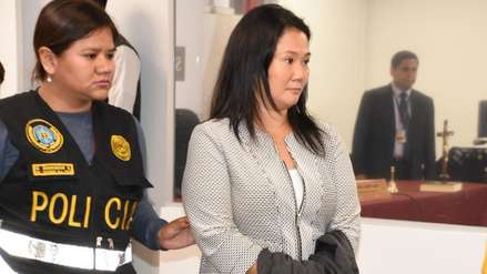 Congresistas se pronuncian sobre las nuevas pruebas que complican la situación de Keiko Fujimori