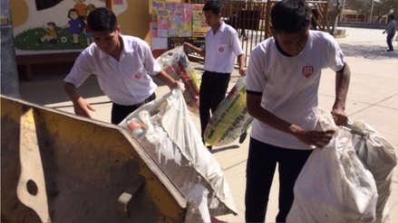 Lanzan en colegios campaña 'Mi casa sin zancudos' para prevenir dengue