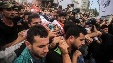 Gaza   Más de 100 palestinos heridos por disparos israelíes en las protestas