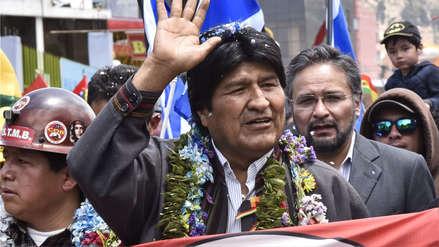 Polémica en Bolivia por decisión de Evo Morales de pagar doble aguinaldo en Navidad