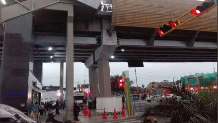 Hombre murió tras caer desde lo alto de una estación del Metro de Lima