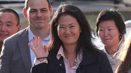 """Keiko Fujimori sobre censura a César Villanueva: """"No correspondería, pero la bancada decidirá"""""""