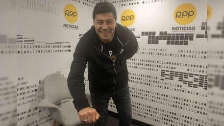 Sergio 'Checho' Ibarra narró en RPP cómo es que nació el baile del bastón