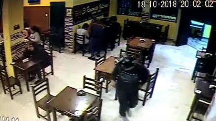 Ola de asaltos a negocios de comida en Trujillo