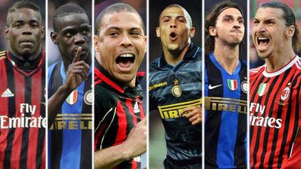 Inter de Milán vs AC Milan: los jugadores que jugaron en ambos equipos