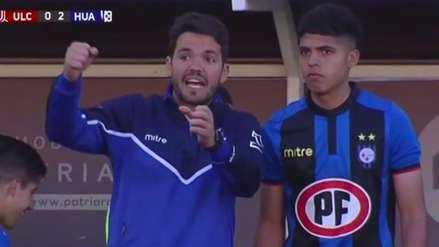 Piero Vivanco, el juvenil peruano que debutó con Huachipato en la Primera División de Chile