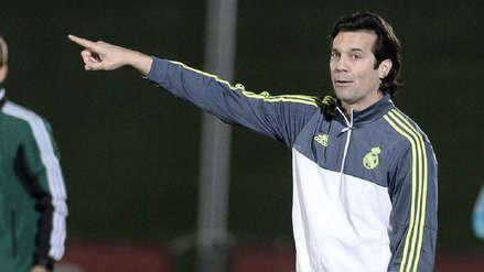 Santiago Solari sobre su opción de dirigir al Real Madrid: