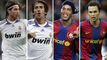 Barcelona vs. Real Madrid: las alineaciones del último clásico sin Cristiano Ronaldo y Lionel Messi