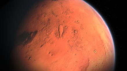 Científicos detectan reservas de oxígeno en Marte que podría albergar vida