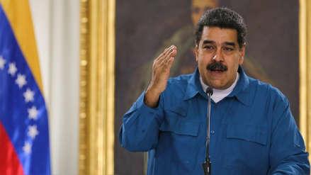 Nicolás Maduro pidió a Trump abrir fronteras y recibir a inmigrantes centroamericanos