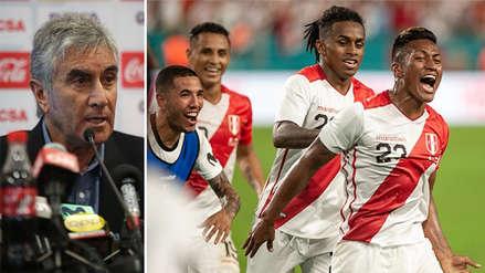 Juan Carlos Oblitas sobre la Selección Peruana: