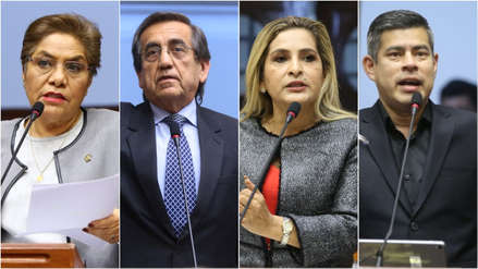 Las reacciones en el Congreso tras reunión y cambios anunciados por Fuerza Popular