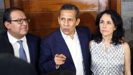 Poder Judicial rechazó pedido para apartar al juez Concepción Carhuancho del caso Humala-Heredia
