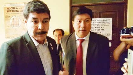 Dictan impedimento de salida del país a exalcalde de Arequipa Alfredo Zegarra