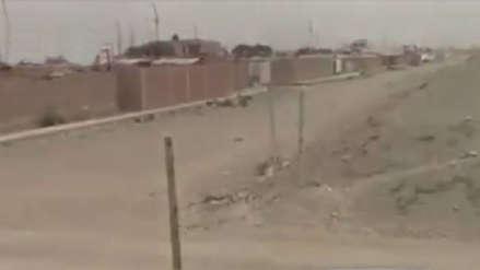 Utilizan a niños para cobro de peaje clandestino en Chicama