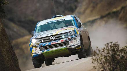 Caminos del Inca 2018: resultados de la segunda etapa del Rally