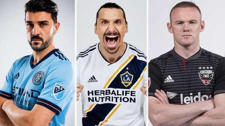 Zlatan Ibrahimovic: las estrellas que más camisetas han vendido en la MLS 2018