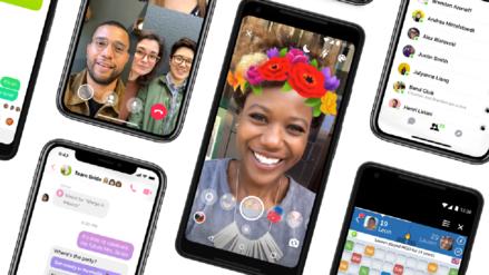 Facebook presenta Messenger 4, la versión más simple hasta ahora