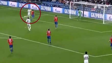 Real Madrid vs. Viktoria Plzen: El gol de cabeza de Karim Benzema en la Champions League