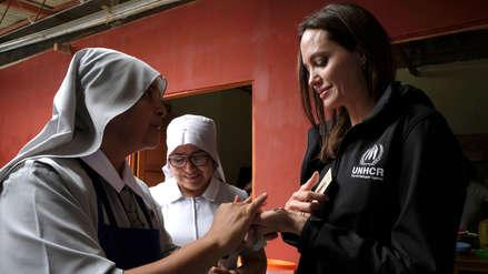 Angelina Jolie: Su visita a Tumbes y Lima en imágenes