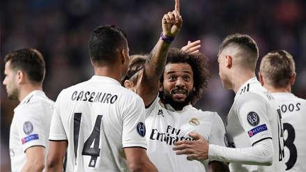 Real Madrid volvió a ganar después de 5 partidos tras vencer al Viktoria Plzen en la Champions