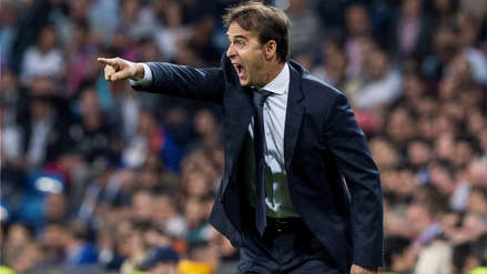 Real Madrid | Julen Lopetegui: