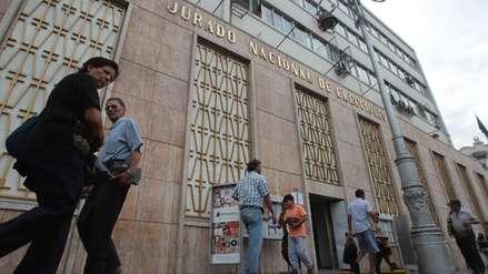 JNE declaró infundada la impugnación del APRA a cédula del referéndum