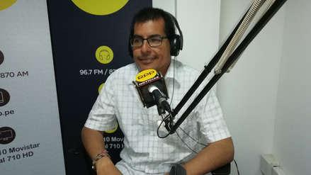 """Oblitas: """"Proyecto Chiclayo Limpio no avanza por egoísmo de alcaldes"""""""