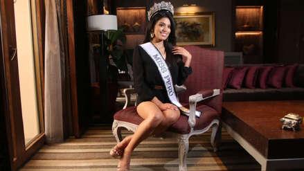 Miss Perú 2019 tomará acciones legales contra la persona que la grabó en estado de ebriedad