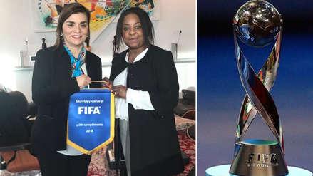 Mundial Sub-17: FIFA confirma a Perú como sede del torneo en 2019