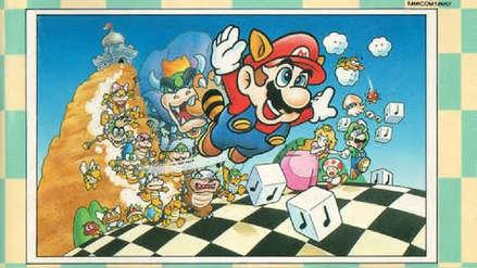 Super Mario Bros. 3 cumple 30 años