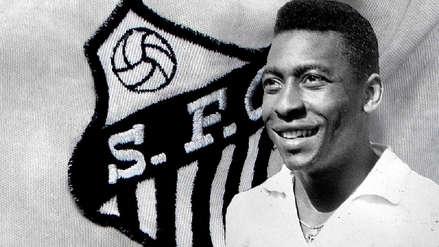 Pelé cumple 78 años y Santos le rinde homenaje con conmovedor video